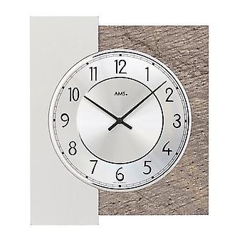 Wall clock AMS - 9580