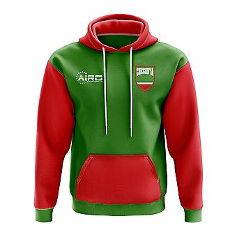 Chechnya Concept Country Football Hoody (Green)