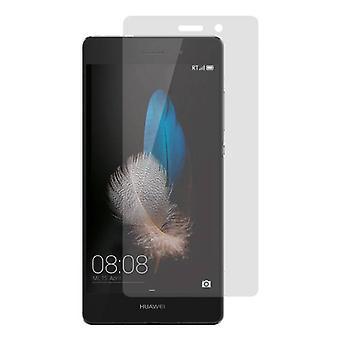 Material certificado® templado vidrio Protector de pantalla Huawei P8 película