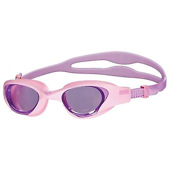 Arena The One Junior Swimming Goggles- Violet Lens - Pink/Violet