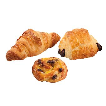 Bridor Frozen Mixed Viennoiseries Pastry Selection