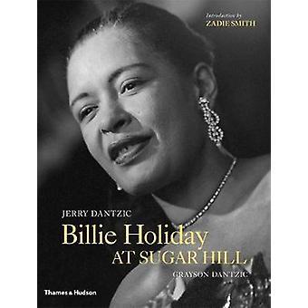 Billie Holiday på Sugar Hill av Grayson Dantzic - Jerry Dantzic - Zad
