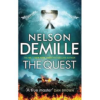 The Quest by Nelson DeMille - 9780751553260 Book