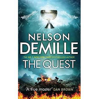 Quest przez Nelson DeMille - 9780751553260 książki