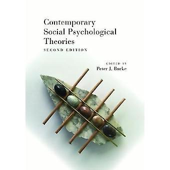 Zeitgenössischen sozialen psychologische Theorien - zweite Auflage von Peter J