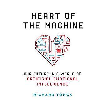 قلب الإله--مستقبلنا في عالم مصطنع العاطفي أنا