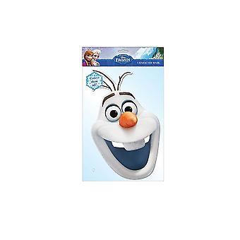 Gefrorene Olaf Maske