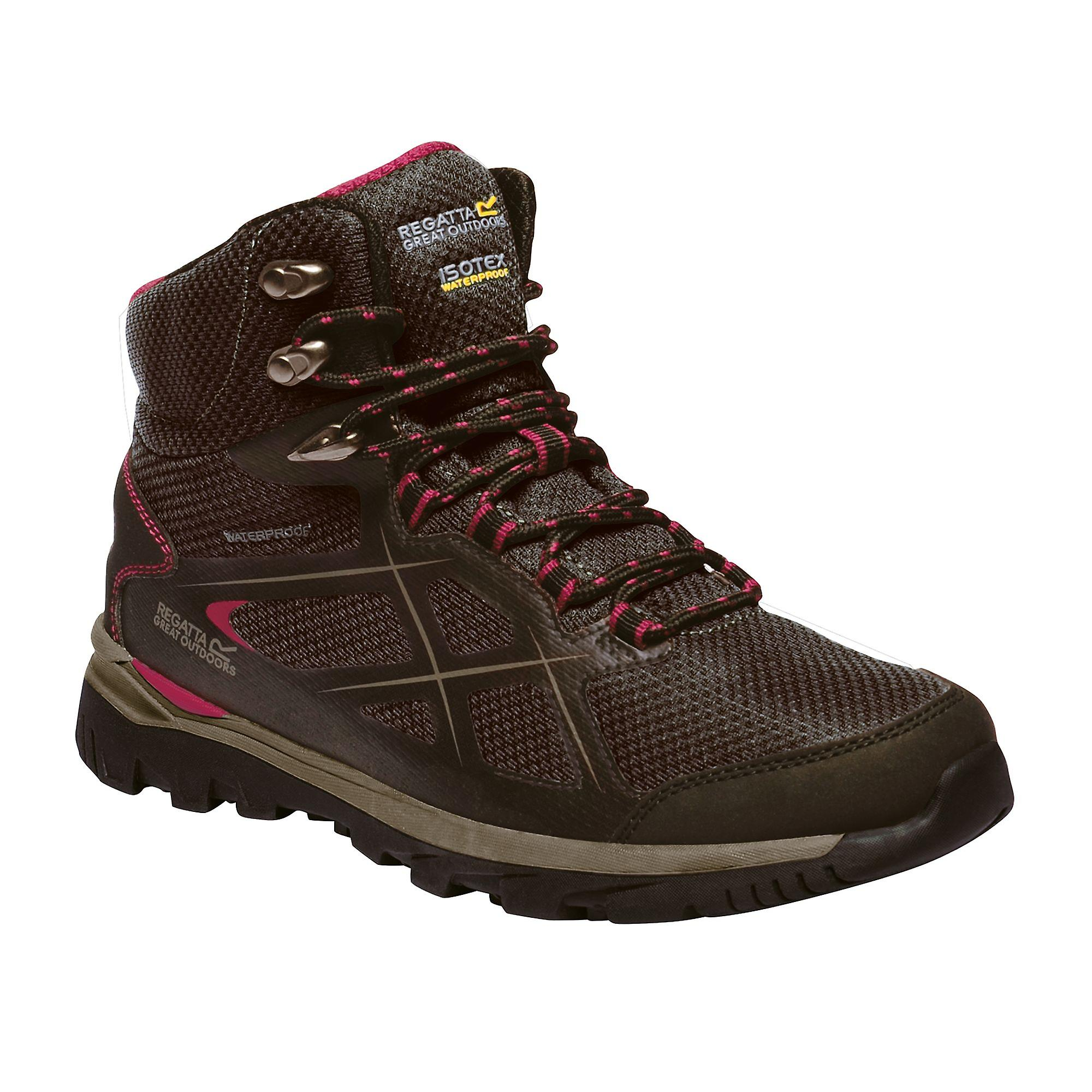 Regatta Great Outdoors Womens/ladies Kota Mid Walking Boots