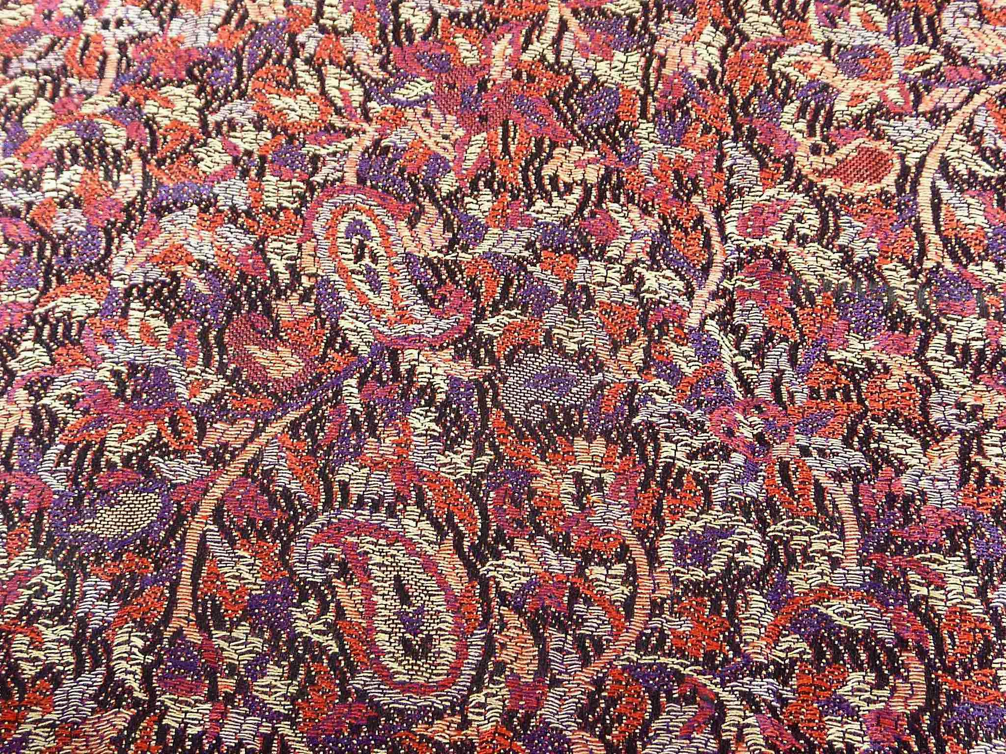 Jamawar Premium Silk Stole Pattern 3811 by Pashmina & Silk
