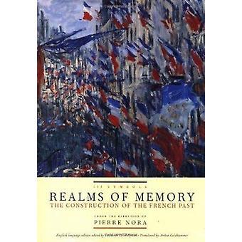 Realms af hukommelse - konstruktion af den franske tidligere - v. 3 - symboler