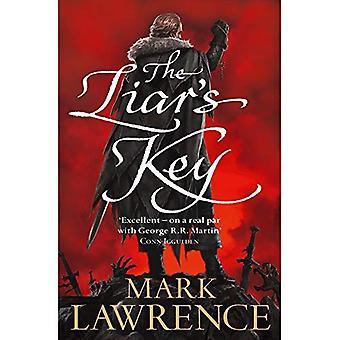 Der Lügner Schlüssel (Rote Königin Krieg, Buch 2)