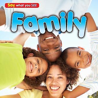Familie (si hva du ser)