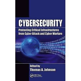 Cybersikkerhed: Beskyttelse af kritisk infrastruktur mod Cyber-angreb og Cyber krigsførelse