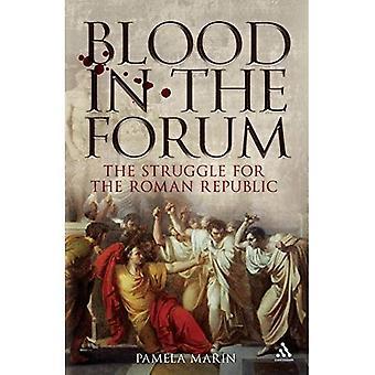 Bloed in het Forum: de strijd voor de Romeinse Republiek