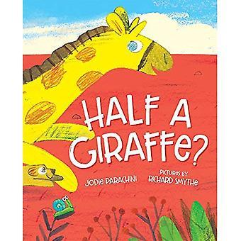 Hälften en giraff?