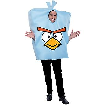 Space Ice Angry Birds Adult Costume