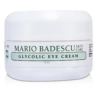 Mario Badescu Glycolic Eye Cream - For Combination/ Dry Skin Types - 14ml/0.5oz