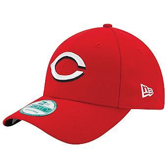 Nowa era Cap - ligi MLB Cincinnati Reds czerwony 9Forty