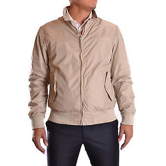 Aspesi Ezbc067048 Men's Grey Nylon Outerwear Jacket