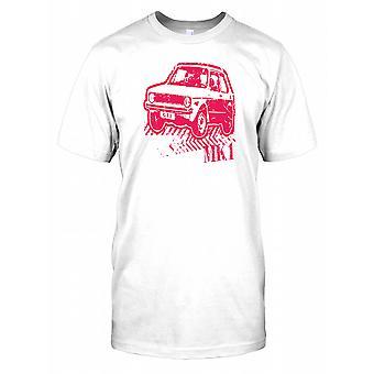 VW Golf Mk1 GTI - klassieke sporten Hot Hatch Mens T Shirt