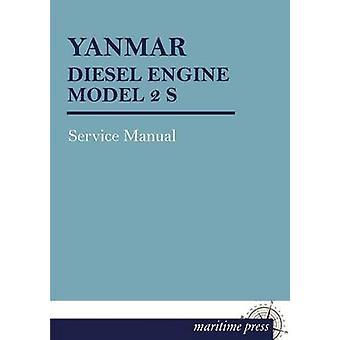 Yanmar Diesel Engine Model 2 S by Yanmar