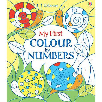番号による私の最初の色フィオナ・ワット-キャンディス Whatmore-9781409