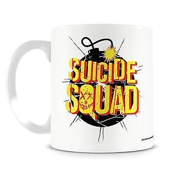Selbstmordkommandebombe Bombe Mug