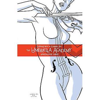 Umbrella Academy Volume 1 - Apocalypse Suite by Gerard Way - Gabriel B