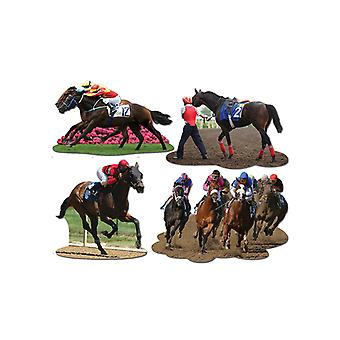 "Corte de carreras de caballos 11Â1/2 ""-14"""