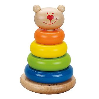Classic World Activity Toy (Stacking Bear Tower)