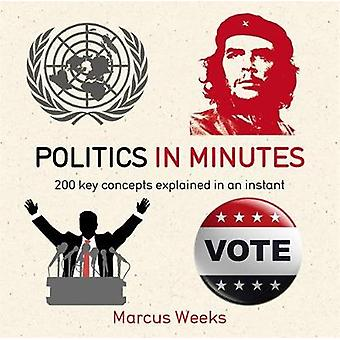 Politics in Minutes - 200 Key Concepts Explained in an Instant by Marc