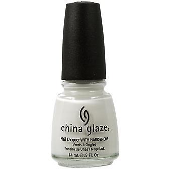 China Glaze Nail Polonais - White On White 14ml (70255)