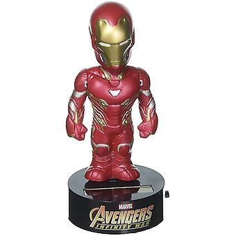 Avengers 3 ääretön sota Iron Man Body knocker