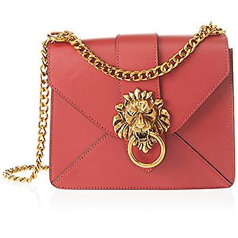 Chicca Bags 1625 Women's shoulder bag Red 24x20x7 cm (W x H x L)