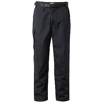 Craghoppers Navy Mens Kiwi Trousers