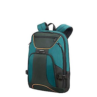 SAMSONITE Kleur - Backpack for 17.3' Laptop 0.9 KG Zaino Casual - 48 cm - 23 liters - Verde (Green/Dark Green)