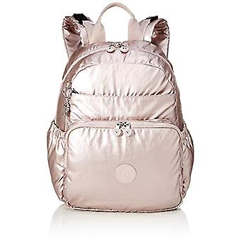 Kipling BASIC PLUS Casual Backpack - 38 cm - 17 liters - Pink (Metallic Rose)