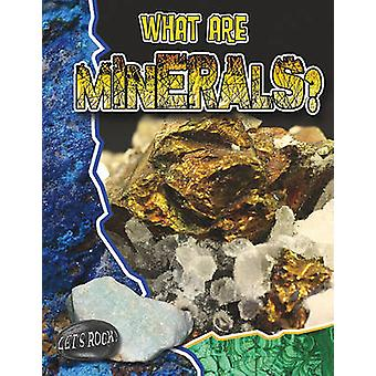 What are Minerals? by Natalie Hyde - 9780778772200 Book