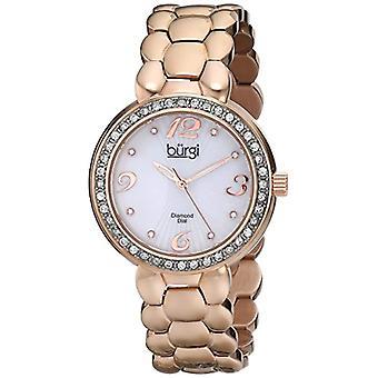 Burgi Clock Woman Ref. BUR084RG