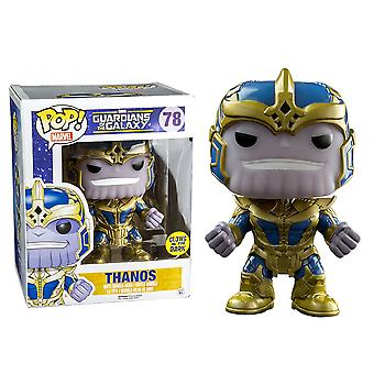 Guardians of the Galaxy Thanos Glow 6