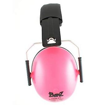 Banz Ear Defenders Pink Ages 2-10 Years