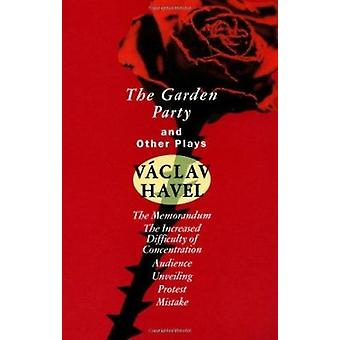 """The Garden Party"" and Other Plays by Vaclav Havel - 978080"
