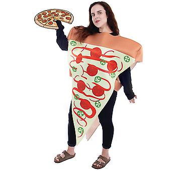 Supreme Pizza Slice Costume