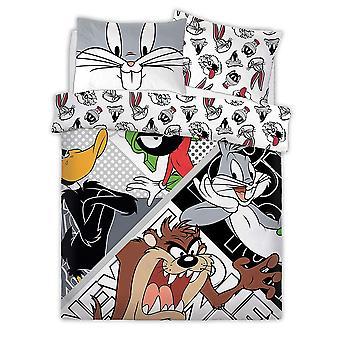 Looney Tunes Reversible Bettset