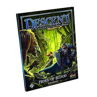 Descent Journeys in the Dark Heirs of Blood Campaign Book
