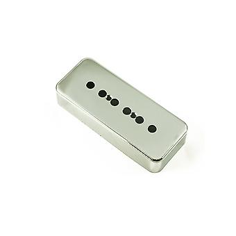 WD Music P-90 Pickup Cover Chrome Plastic