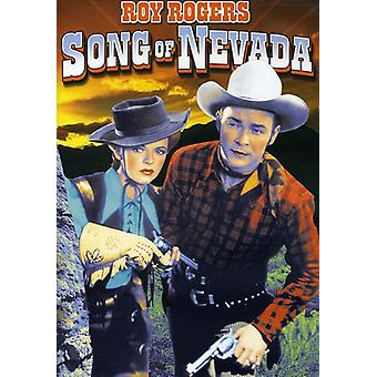 Rogers/Evans - Song of Nevada (1944) [DVD] USA import