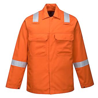 Portwest - Bizweld IONA Flame Resist Safety Workwear Jacket