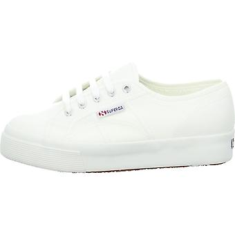 Superga 2730 S00C3N0WHITE901 universal  women shoes
