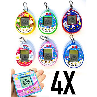 4X Tamagotchi electronic pet NEW model 168 different animals